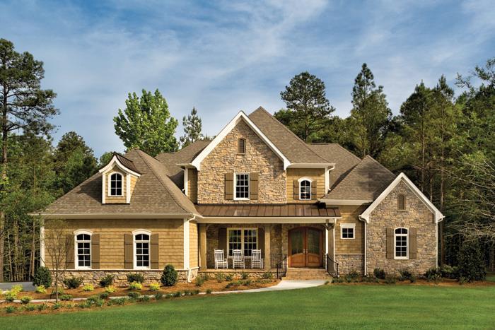 The woodlands at davidson davidson nc new real estate for House plans nc