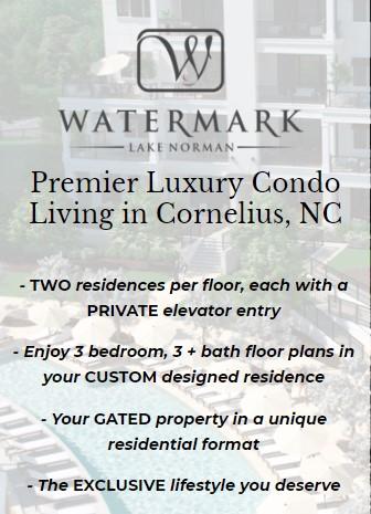Watermark-Lake-Norman-Condos-Luxury