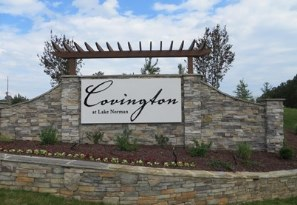 Covington at Lake Norman Homes for Sale in Denver NC