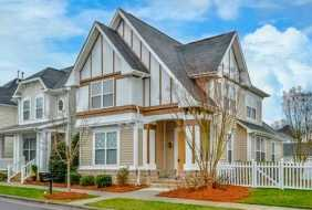 Monteith Place homes in Huntersville NC
